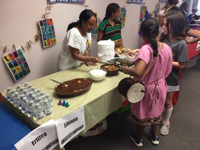 International Table Ethiopia Eritrea