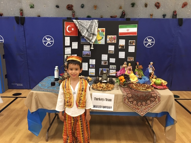 International Table Turkey/Iran