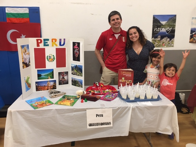 International Table Peru