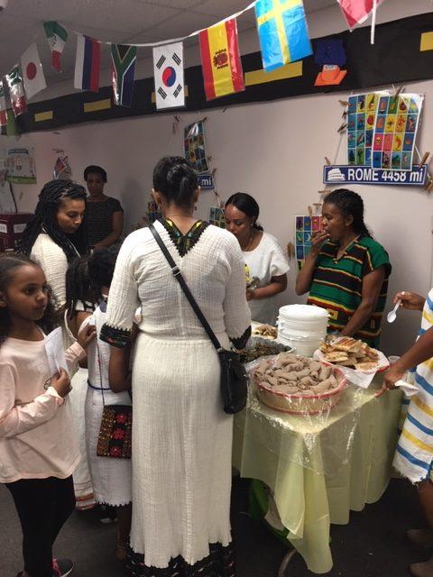 International Table Eritrea/Ethiopia