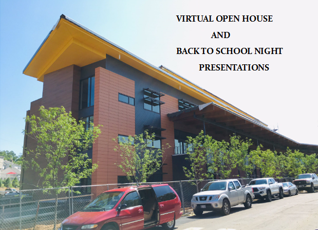 Open House/Back to School Night Presentations