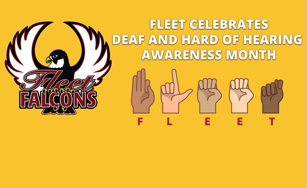 Deaf & Hard of Hearing (DHOH) Awareness
